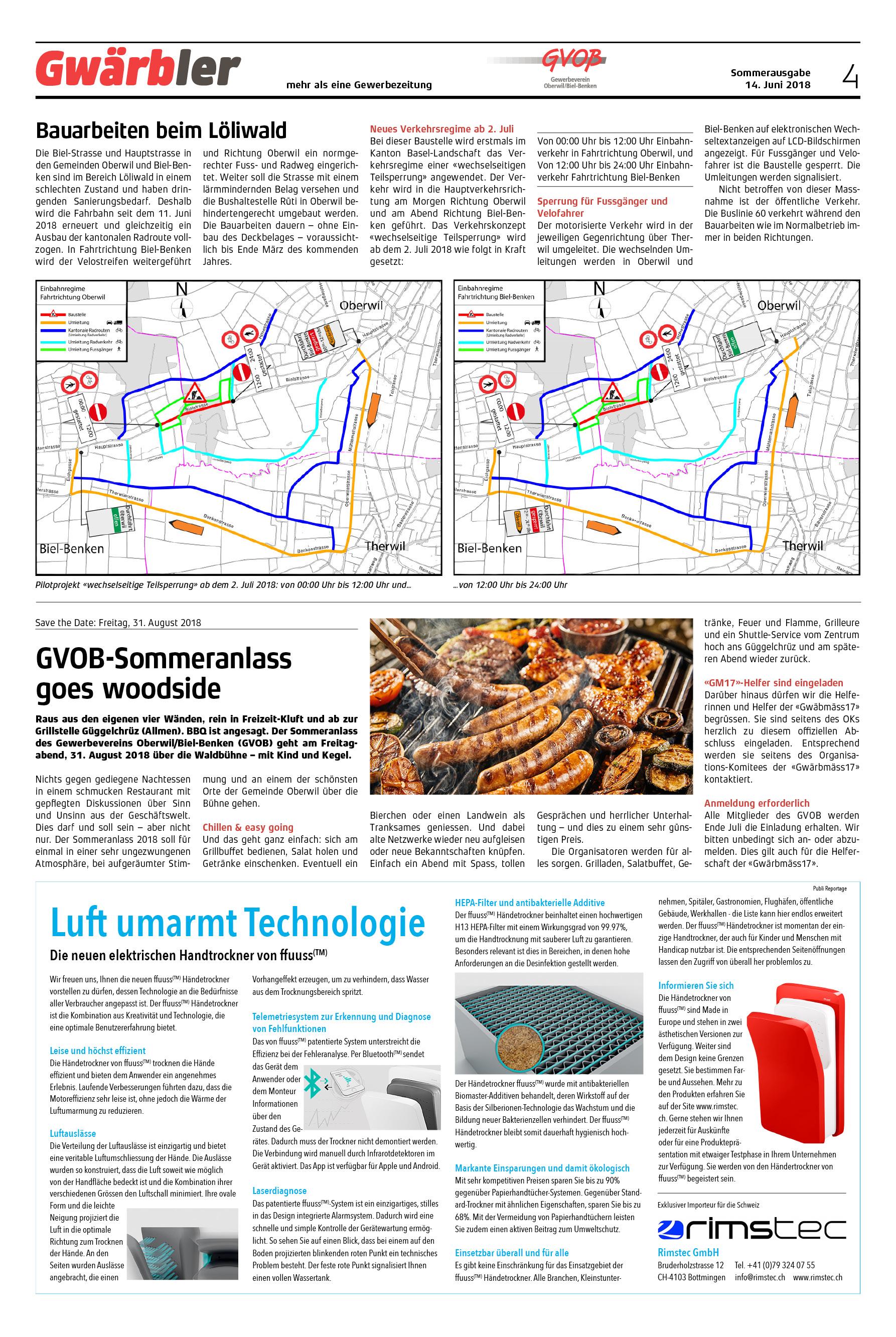 Gwärbler Ausgabe 1-18, Seite 4